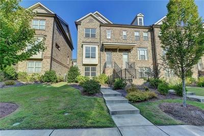 Johns Creek Condo/Townhouse For Sale: 132 Laurel Crest Alley