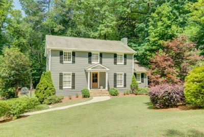 Atlanta Single Family Home For Sale: 6440 Tanacrest Court