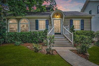 Atlanta Single Family Home For Sale: 1356 N Morningside Drive NE