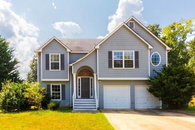 Hiram Single Family Home For Sale: 341 Richards Way