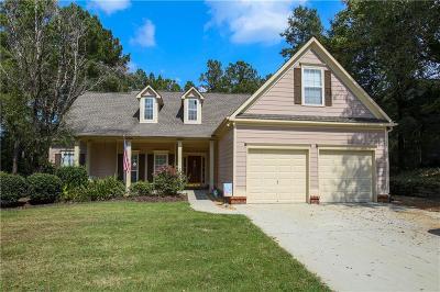 Acworth Single Family Home For Sale: 422 Thunder Ridge Drive