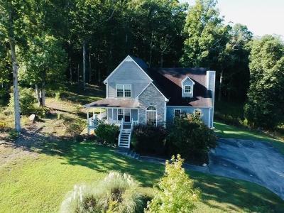 Dallas Single Family Home For Sale: 464 Buck Trail