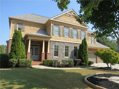 Marietta Single Family Home For Sale: 3722 Willow Wind Drive