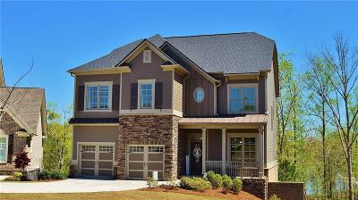 Flowery Branch Single Family Home For Sale: 7216 Paddlewheel Court