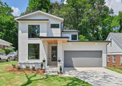 Atlanta Single Family Home For Sale: 2546 Tilson Drive SE