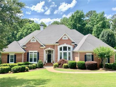 Milton Single Family Home For Sale: 150 Highland Oaks Court