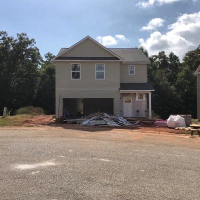 Habersham County Single Family Home For Sale: 188 Sugar Creek Drive