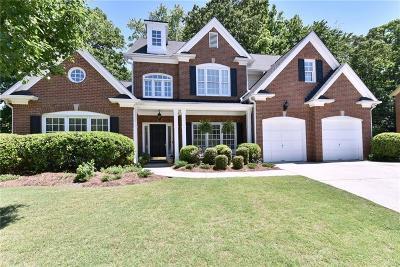 Alpharetta Single Family Home For Sale: 65 Fieldstone Way