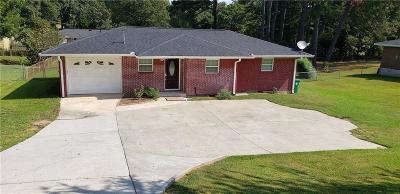 Chamblee Single Family Home For Sale: 2732 Chamblee Tucker Road