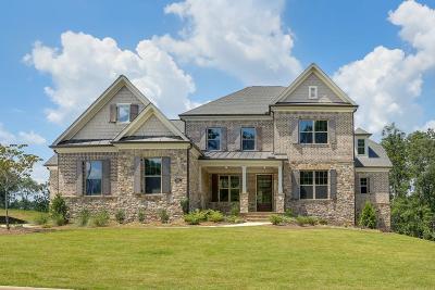 Suwanee Single Family Home For Sale: 875 Wescott Avenue