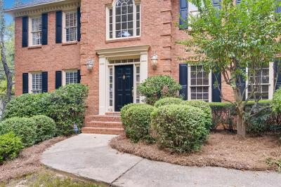 Roswell Single Family Home For Sale: 2720 Misty Morning Lane