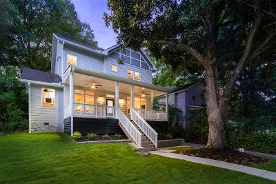 Atlanta Single Family Home For Sale: 1591 Alder Court SE