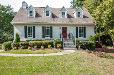 Marietta Single Family Home For Sale: 141 Indian Hills Court