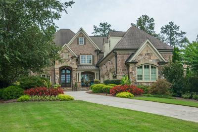 Acworth Single Family Home For Sale: 6327 Howell Cobb Court