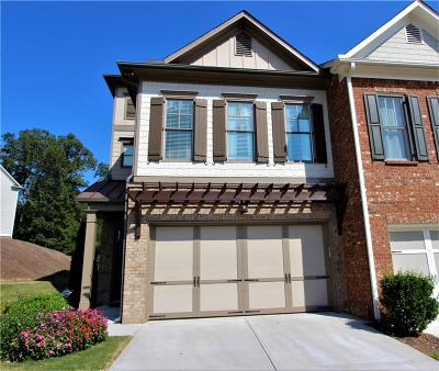 Flowery Branch Condo/Townhouse For Sale: 6903 Fellowship Lane #16