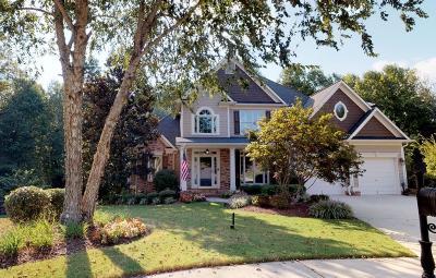 Acworth Single Family Home For Sale: 60 Geranium Court