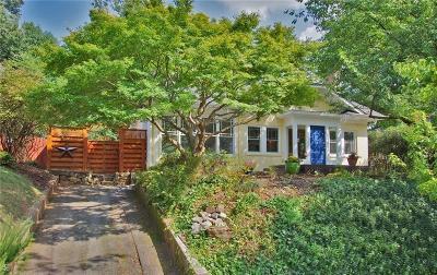 Atlanta Single Family Home For Sale: 877 Penn Avenue NE