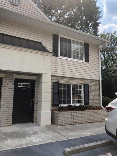 Sandy Springs Condo/Townhouse For Sale: 6940 Roswell Road #9F