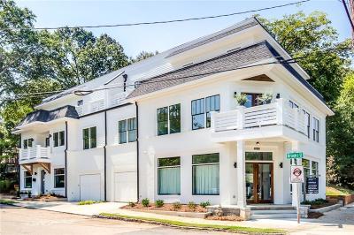 Atlanta Condo/Townhouse For Sale: 376 Brooks Avenue