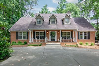 Peachtree Corners Single Family Home For Sale: 4157 Volley Lane