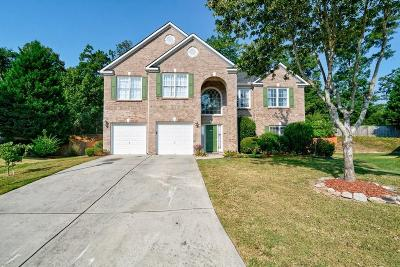 Grayson Single Family Home For Sale: 393 Wheat Berry Court