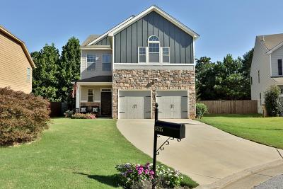 Cumming Single Family Home For Sale: 4835 Fourth Rail Lane