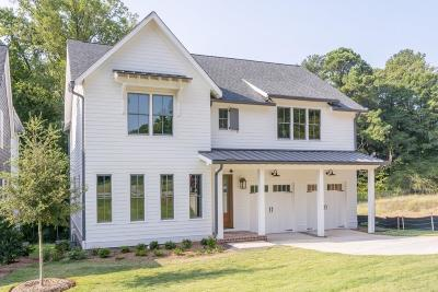 Single Family Home For Sale: 1260 Hayes Drive