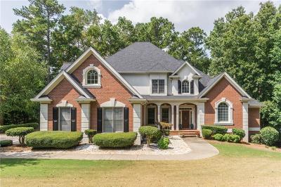 Milton Single Family Home For Sale: 220 Oakhurst Leaf Drive
