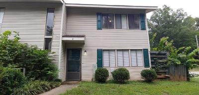 Clayton County Condo/Townhouse For Sale: 7560 Taylor Road #21