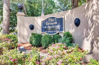 Atlanta Condo/Townhouse For Sale: 1 Biscayne Drive NW #112