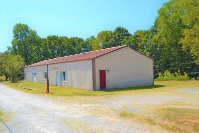 Pickens County Commercial For Sale: 91 Flea Market Road