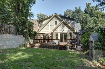 Atlanta Single Family Home For Sale: 1841 McLendon Avenue NE