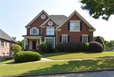 Peachtree Corners Single Family Home For Sale: 6001 Spalding Park Place