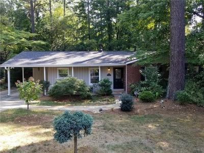 Atlanta Single Family Home For Sale: 2217 Armand Road NE