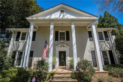 Atlanta Single Family Home For Sale: 6045 Riverwood Drive