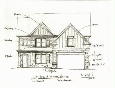 Dallas Single Family Home For Sale: 360 Cobblestone Trail