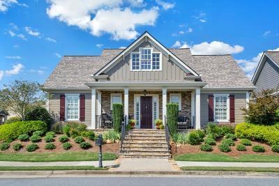 Woodstock Single Family Home For Sale: 401 Trotter Lane