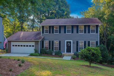Peachtree Corners, Norcross Single Family Home For Sale: 6176 Mountcreek Place