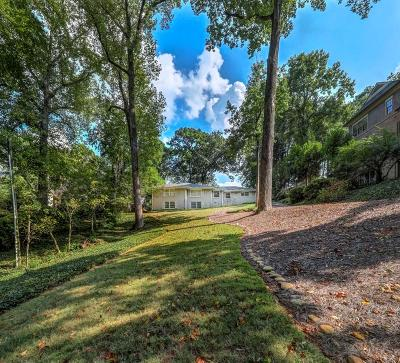Atlanta Single Family Home For Sale: 933 Buckingham Circle NW