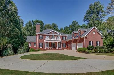 Newton County Single Family Home For Sale: 65 Glengarry Chase