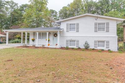 Chamblee Single Family Home For Sale: 2607 Dresden Drive
