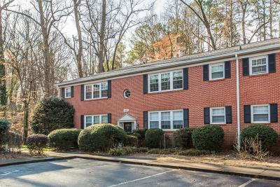 Atlanta Condo/Townhouse For Sale: 2355 Henderson Mill Road NE #7