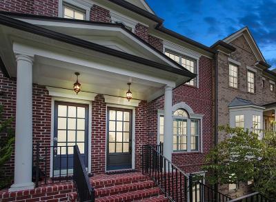 Atlanta Condo/Townhouse For Sale: 2844 Broughton Lane SE #1