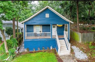 Atlanta Single Family Home For Sale: 711 United Avenue SE