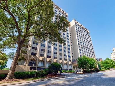 Atlanta Condo/Townhouse For Sale: 2479 Peachtree Road NE #1605