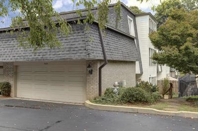 Atlanta Condo/Townhouse For Sale: 5105 Chemin De Vie #5105