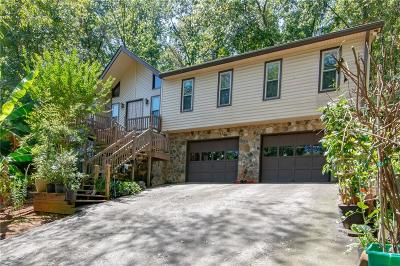 Woodstock Single Family Home For Sale: 240 Sabrina Court