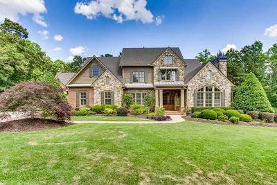 Roswell Single Family Home For Sale: 13205 Addison Road