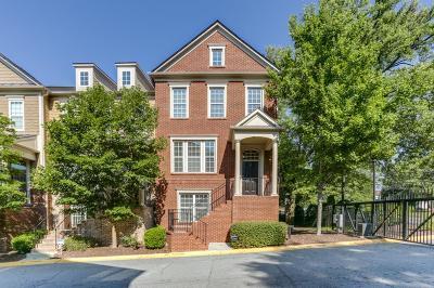 Brookhaven Condo/Townhouse For Sale: 2348 Limehurst Drive