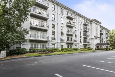 Atlanta Condo/Townhouse For Sale: 3201 Lenox Road NE #4